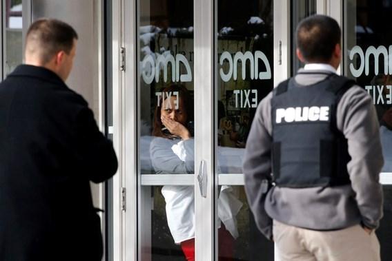 Drie doden bij schietpartij in winkelcentrum in Maryland