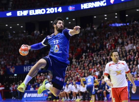 Franse handballers verslaan gastland in EK-finale