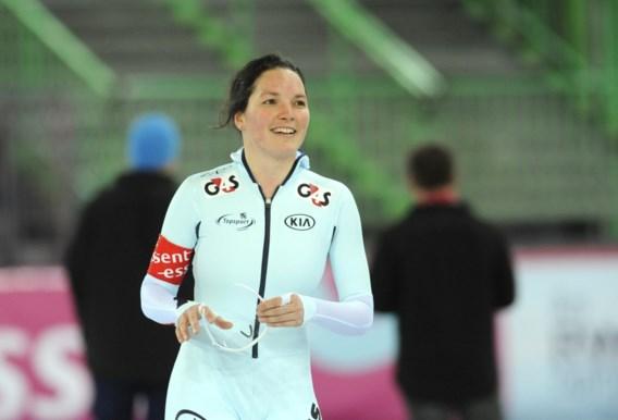 Jelena Peeters sluit voorbereiding op Winterspelen af met record