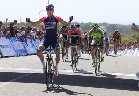 Modolo wint laatste rit, Quintana eindwinnaar