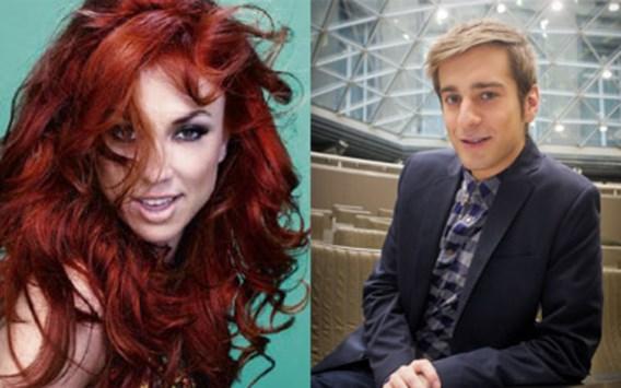 Sam De Bruyn en Natalia presenteren MIA's