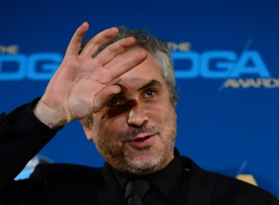 Alfonso Cuarón wint Directors Guild Award met Gravity