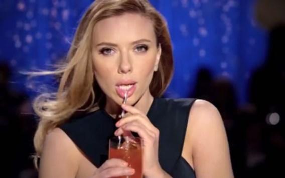 VIDEO. Reclame met Scarlett Johansson geweerd van Super Bowl