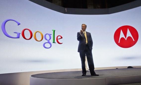 Google verkoopt telefoondivisie Motorola aan Lenovo