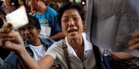 Bijkomende verkiezingen in Thailand nodig