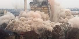 25.000 kijklustigen voor gecontroleerd opblazen torengebouw