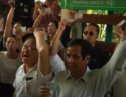 Thaise verkiezingen onder hoogspanning