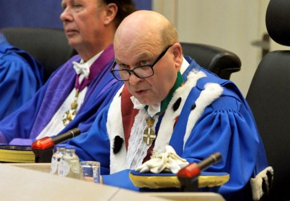 André Alen voorzitter Grondwettelijk Hof