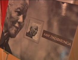 Nelson Mandela krijgt postzegel