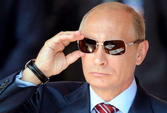 """Poetin: """"GP van Rusland gaat gewoon door"""""""