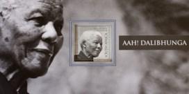 Zuid-Afrika pakt met postzegel uit ter ere van Nelson Mandela