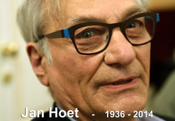 Jan Hoet overleden