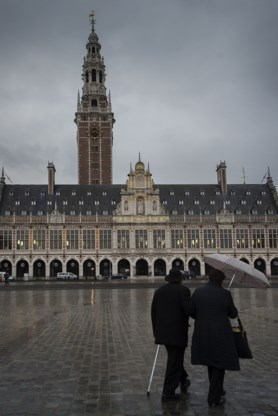 Leuvense universiteitsbibliotheek is 'spectaculair gebouw'