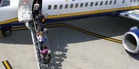 Vakbonden Brussels Airport voeren actie tegen Ryanair