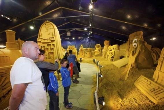 Zandsculpturenfestival verhuist naar Oostende