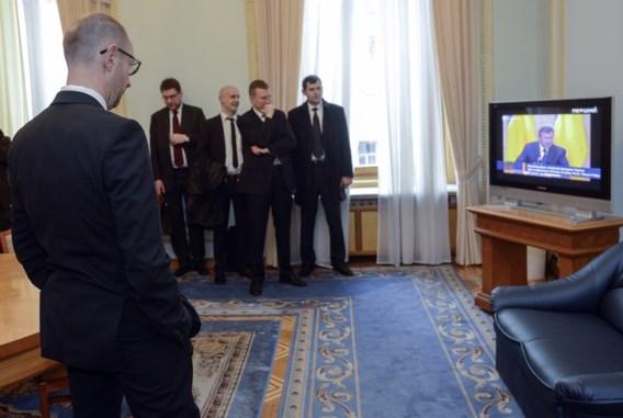 Poetin roept op 'escalatie' te vermijden