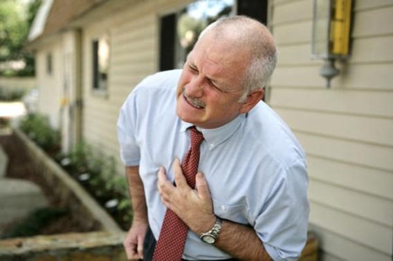 Woede-aanval vergroot kans op hartaanval