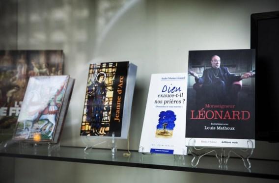 Stéphane Bleus had ook een uitgeverij gespecialiseerd in religieuze boeken.