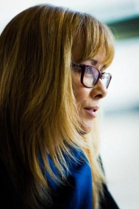 Astrid De Lathauwer: 'Ik ben veel optimistischer over de genderkwestie dan pakweg vijf jaar geleden'.