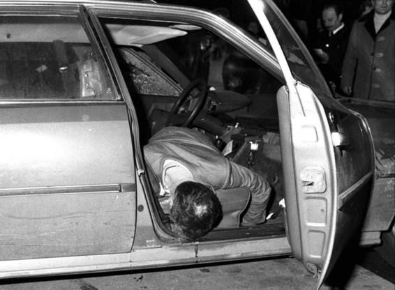Een foto uit 1979 van de vermoorde journalist Carmine Pecorelli. In 2002 werd oud-premier Giulio Andreotti samen met maffiabaas Tano Badalamenti veroordeeld als opdrachtgevers voor die moord. Een jaar later verwierp het Hooggerechtshof die uitspraak. In 2014 worden in Italië nog altijd honderden journalisten per jaar bedreigd en geïntimideerd.