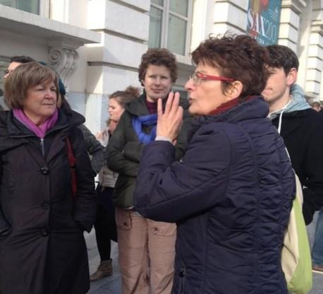 Greeter Christine vertelt in geuren en kleuren over haar Brussel.