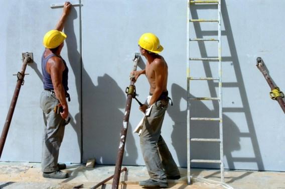 Negentig procent gecontroleerde bouwwerven niet in orde