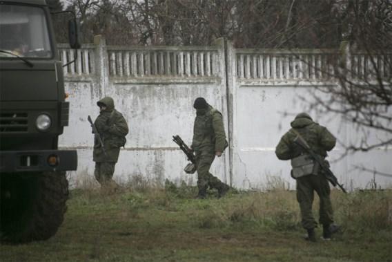 Oekraïne: 'Rusland verdrijft grensbewakers van de Krim'