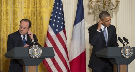 Obama en Hollande waarschuwen Rusland voor 'nieuwe maatregelen'