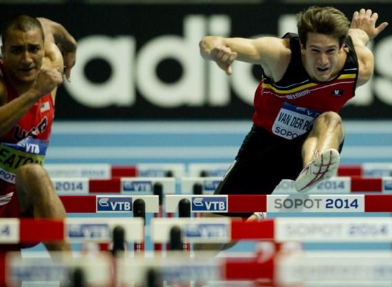 Thomas Van der Plaetsen heeft bronzen medaille beet