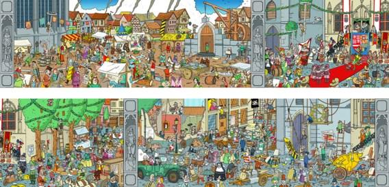 Zoek Wally!