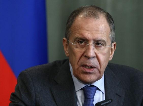 Lavrov: 'Oekraïne-crisis niet door Rusland veroorzaakt'