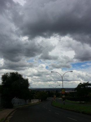 Zuid-Afrika - Wolken