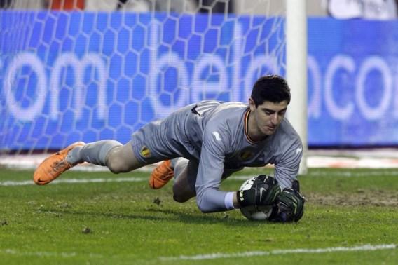 Courtois en Alderweireld met Atletico voorlopig weer op kop in Primera Division