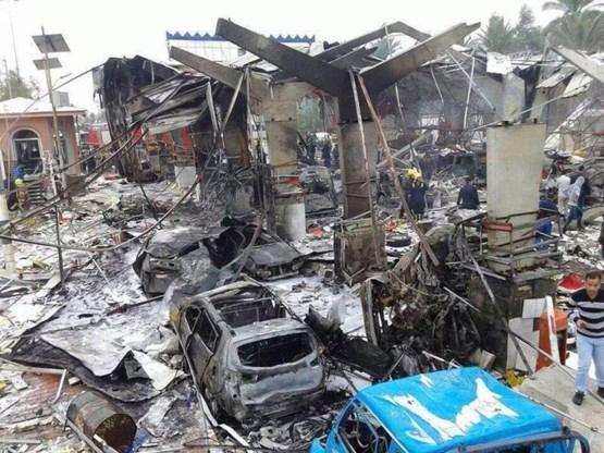 Minstens 36 doden bij zelfmoordaanslag in Zuid-Irak