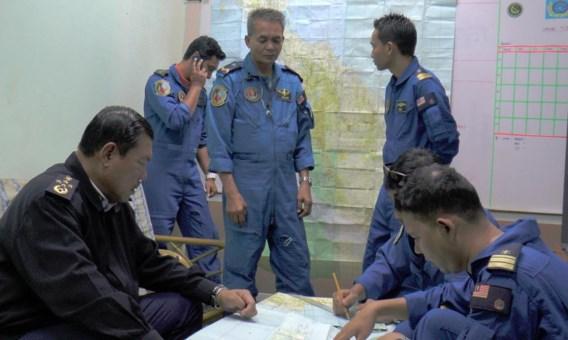 'Vier verdachte passagiers aan boord van vermiste Boeing'
