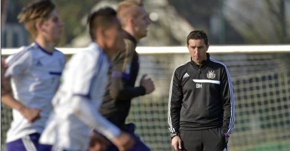 Besnik Hasi: 'Trainer worden van Anderlecht is een droom, zelfs in deze moeilijke situatie.'