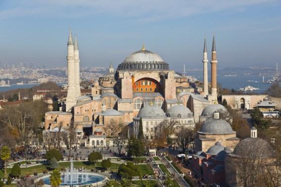 Wordt Hagia Sophia opnieuw een moskee?