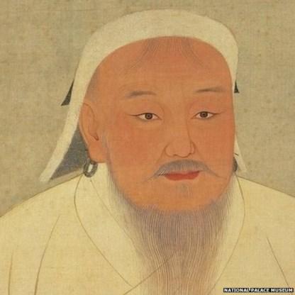 Regen was geheime wapen van Dzjengis Khan
