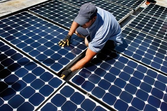 Wereldwijd recordaantal zonnepanelen geplaatst in 2013