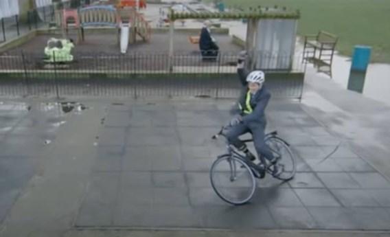 Top Gear maakt filmpjes rond fietsveiligheid