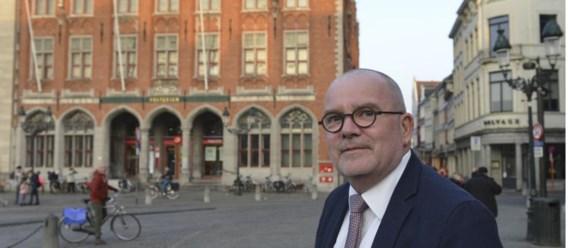Schepen van Financiën Boudewijn Laloo (CD&V): 'In deze tijden is het veiliger te investeren in een historisch pand dan geld op een spaarboekje te zetten.'