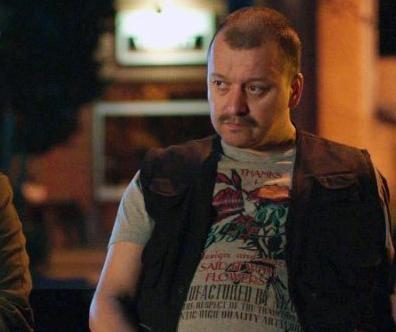 Mathias Sercu in 'Marsman'.