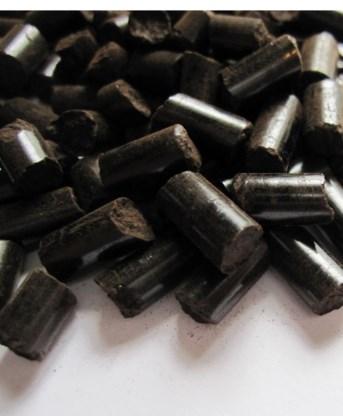 Biokool is dichte familie van houtskool.