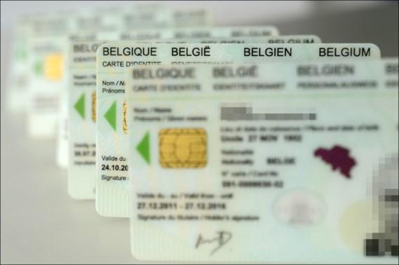 Belgische identiteitskaart onvoldoende beveiligd