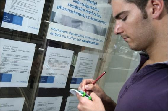 Belgische arbeidsmarkt klaart voorzichtig op