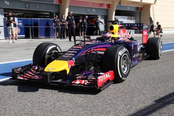 Vettel houdt het zedig met Suzie