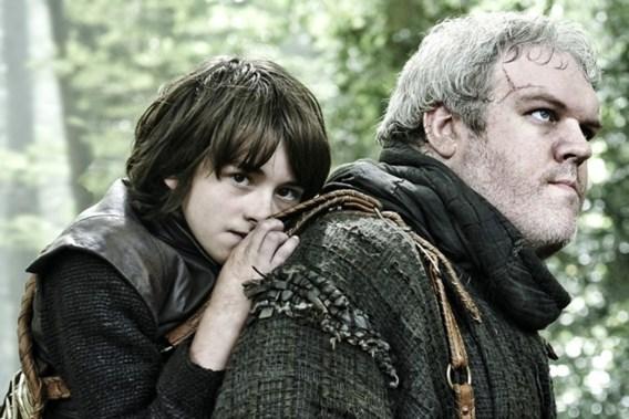 Vriendelijke reus 'Hodor' uit Game of Thrones komt uit de kast