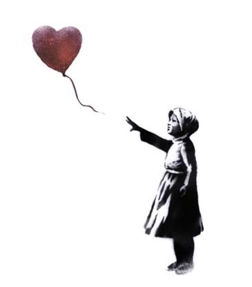 Banksy markeert drie jaar oorlog in Syrië