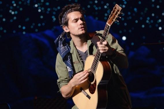 John Mayer gaat de Stones vooraf op Pinkpop