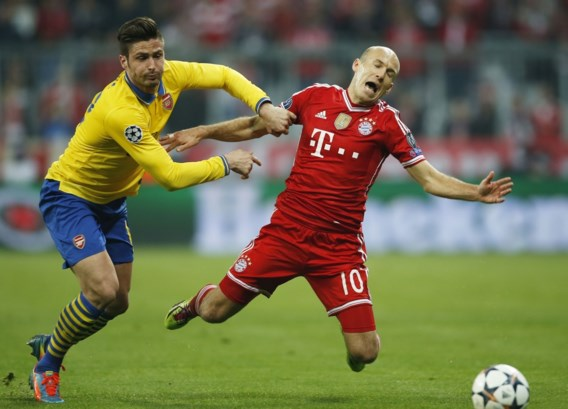 Wenger: 'Robben kan goed duiken'